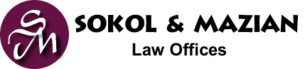 Sokol & Mazian  Law Offices Logo